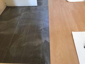福岡 北九州 壁紙 リフォーム 張替え クロス教室 小倉美装 床の張替え