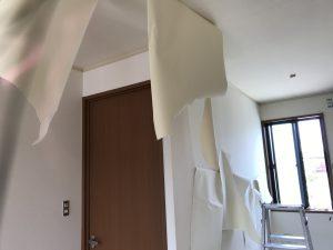 福岡 小倉 壁紙 リフォーム 内装 美装 原状回復 クッションフロア クロス教室 小倉美装 研究しながら