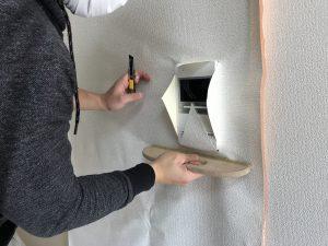 北九州市のリフォーム工事 小倉美装 生徒さん目線